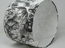 Alice in Wonderland Mad Hatters Tea Party Lampshade Ceiling Light Shade Modern