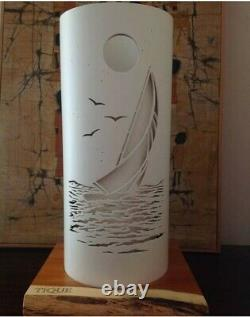 Bamboo Lamp, HandCrafted