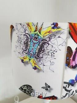 Designers Guild Christian Lacroix Butterfly Parade Table Bespoke upcycled