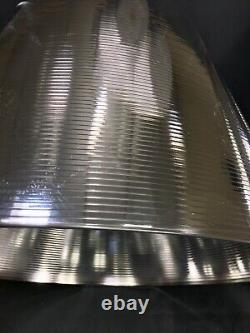 K-tribe Full Size Silver Translucent Lampshade