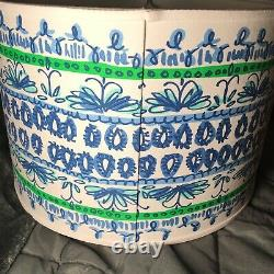Lilly Pulitzer x Pottery Barn lampshade in Shell of a Time SOLD OUT